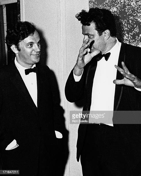 Bert Stern and Ron Galella attend CBS 'Model Of The Year' Awards on August 30 1967 at the Waldorf Astoria Hotel in New York City