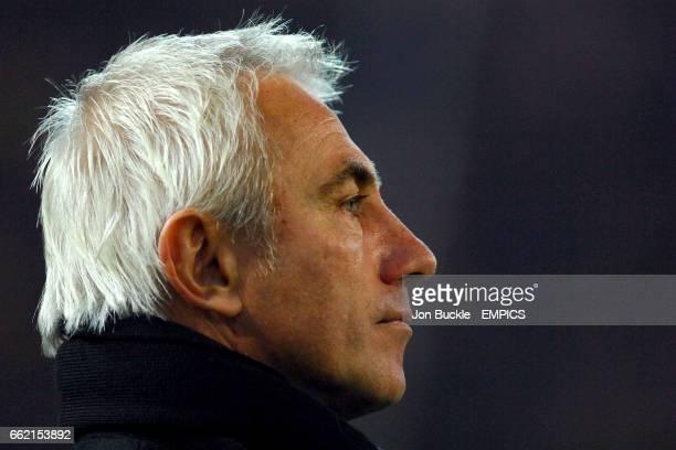 Bert van Marwijk Borussia Dortmund Head Coach