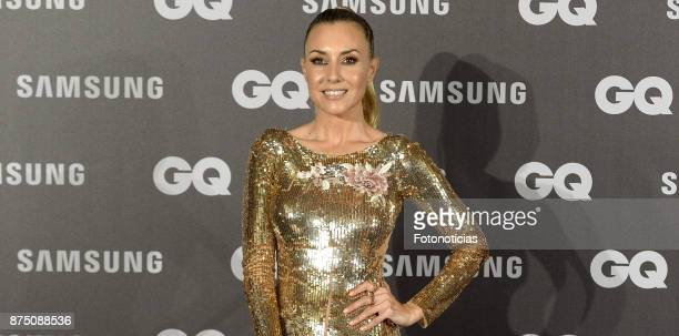 Berta Collado attends the 2017 'GQ Men of the Year' awards at The Palace Hotel on November 16 2017 in Madrid Spain
