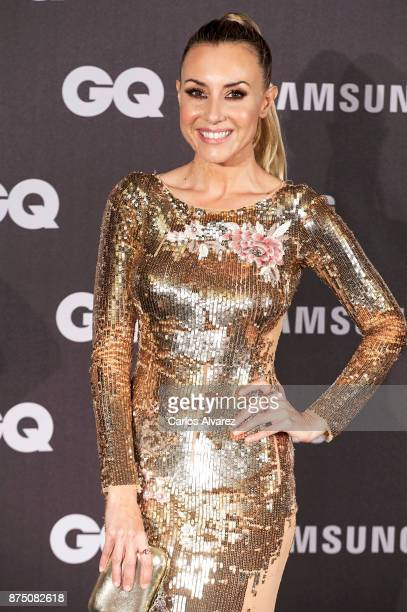 Berta Collado attends the 'GQ Men of the Year' awards 2017 at the Palace Hotel on November 16 2017 in Madrid Spain