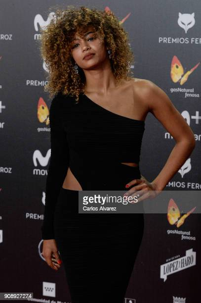 Berta Vazquez attends Feroz Awards 2018 at Magarinos Complex on January 22 2018 in Madrid Spain