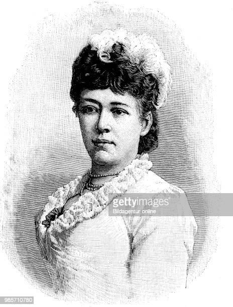 Bertha Felicitas Sophie Freifrau von Suttner Baroness Bertha von Suttner Countess Kinsky von Wchinitz und Tettau 9 June 1843 21 June 1914 was an...