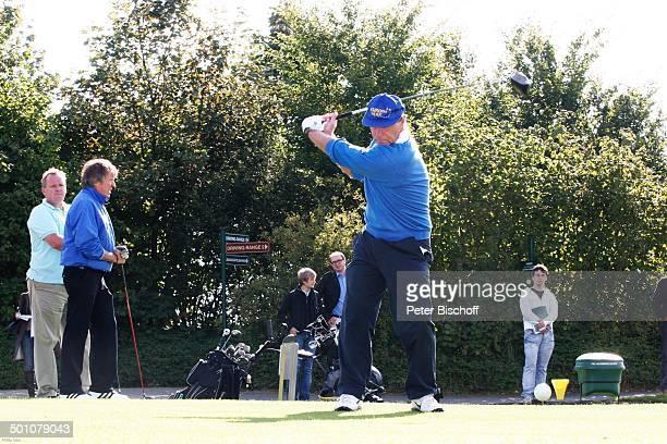 Berti Vogts 1 PromiGolfTurnier GoodHopeGolfCup der Stiftung Good Hoe Centre Golfclub Teutoburger Wald Halle NordrheinWestfalen Deutschland Europa...