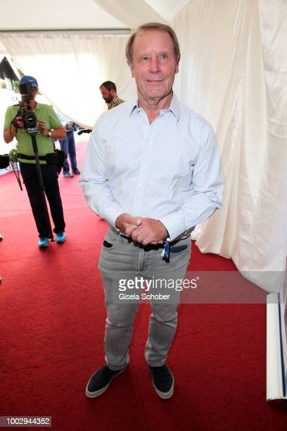 Berti Vogts during a bavarian evening ahead of the Kaiser Cup 2018 on July 20 2018 in Bad Griesbach near Passau Germany