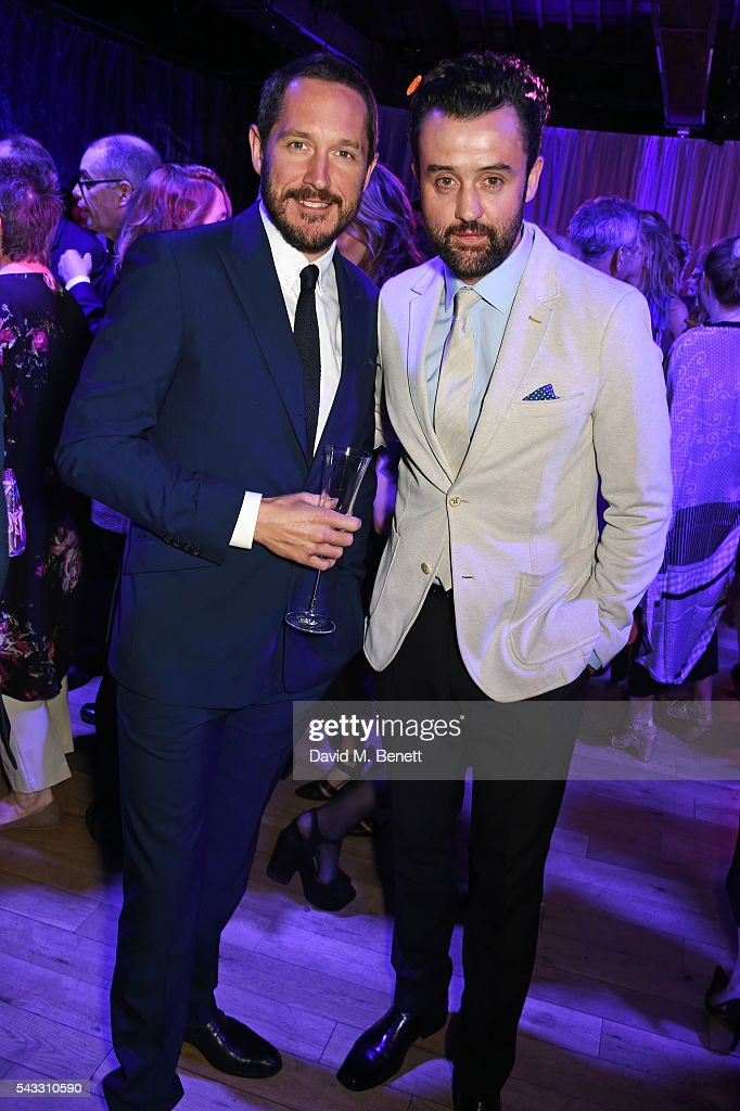 Summer Gala For The Old Vic : News Photo