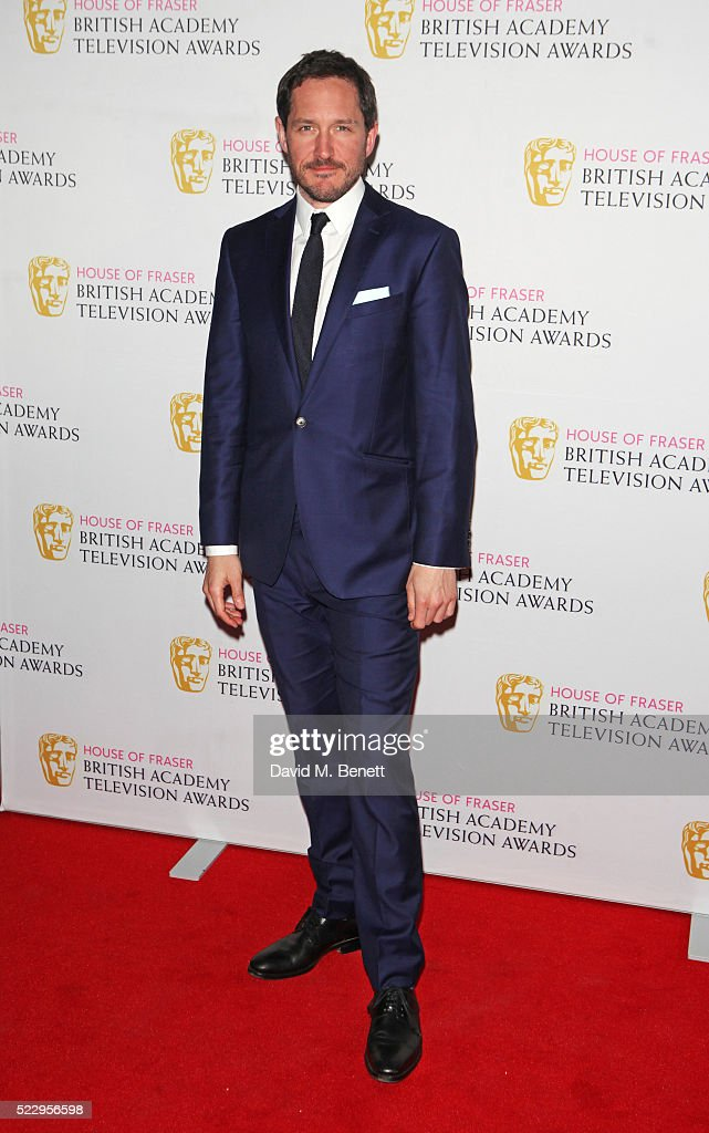 Bertie Carvel attends the House of Fraser British Academy Television and Craft nominees party at Mondrian London on April 21, 2016 in London, England.
