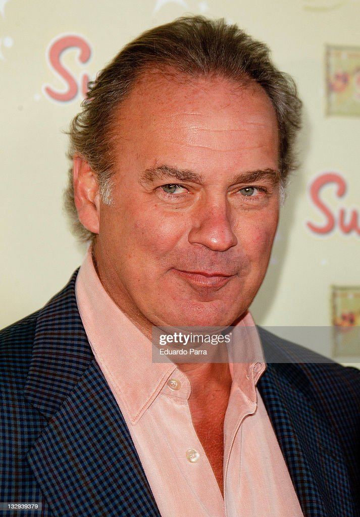 Bertin Osborne and Fabiola Martinez Attend a Suchard Event : News Photo