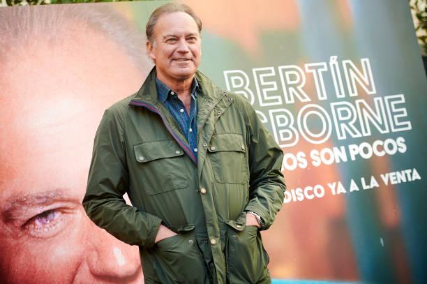 ESP: Bertin Osborne Presents New Album In Madrid