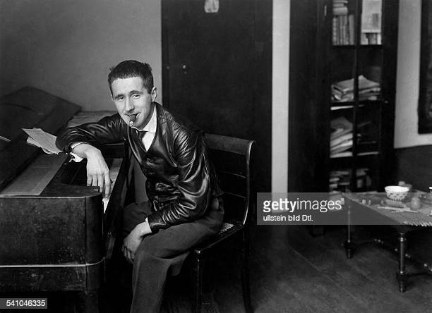 the life and works of the german poet bertolt brecht Bertolt brecht: songs  the programme 'songs of exile and war' is designed to give an introduction to brecht's work as a poet and  radio works and.