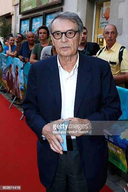 Bertrand de Labbey attends the Cezanne et Moi Premiere Held at the Cinema Le Cezanne on September 12 2016 in AixenProvence France