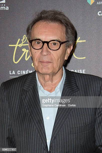 Bertrand de Labbey attends the Francois Truffaut's Exhibition Opening at la Cinematheque on October 6 2014 in Paris France