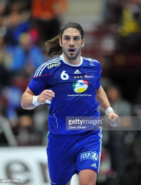 Bertrand GILLE - - Suede / France - 1/2 Finale Championnat du Monde de Handball 2011 - Malmo - Photo : Dave Winter / Icon Sport