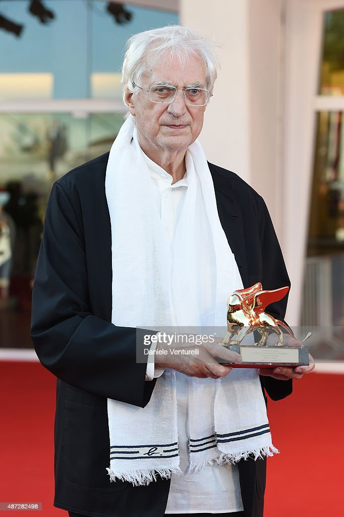 'Life And Nothing Else' Premiere And 'Bertrand Tavernier Golden Lion For Lifetime Achievement 2015' Ceremony - 72nd Venice Film Festival
