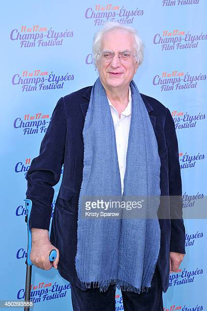Bertrand Tavernier attends the 3rd annual Champs Elysees Film Festival Opening Ceremony on June 10 2014 in Paris France