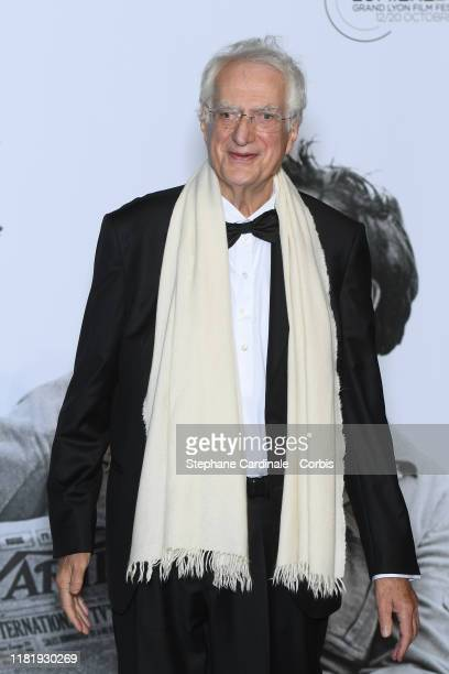 Bertrand Tavernier attends the tribute to Francis Ford Coppola during the 11th Film Festival Lumiere on October 18, 2019 in Lyon, France.