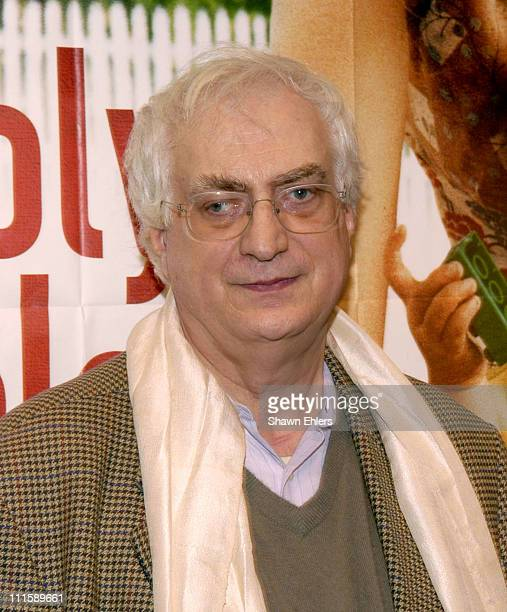 """Bertrand Tavernier during Screening of """"Changing Times"""" at Rendez-vous with French Cinema at Walter Reade Theater in New York City, New York, United..."""