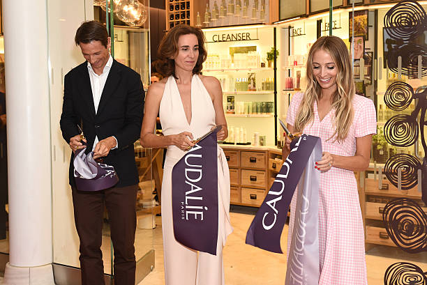 Caudalie world trade center boutique spa opening photos for 24 hour salon nyc