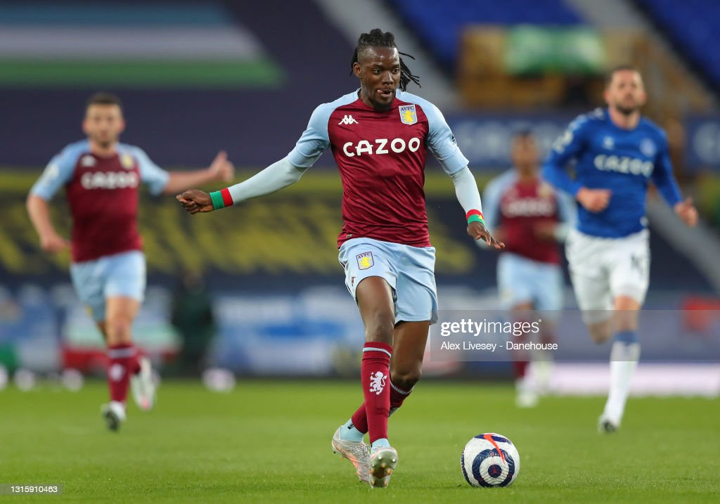 Everton v Aston Villa - Premier League : ニュース写真