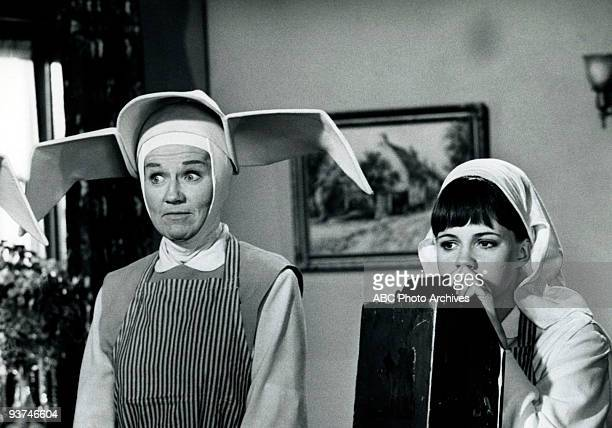 NUN Bertrille and the Silent Flicks Season Three 11/26/69 SIsters Jacqueline Bertrille and the other nuns staged a benefit viewing of Mother...