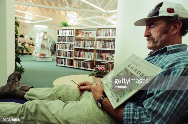 Berwick Hills new Library Middlesbrough 6th August 1997 Opens