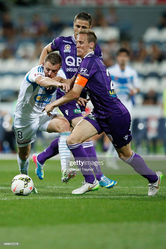 A-League Rd 14 - Melbourne v Perth