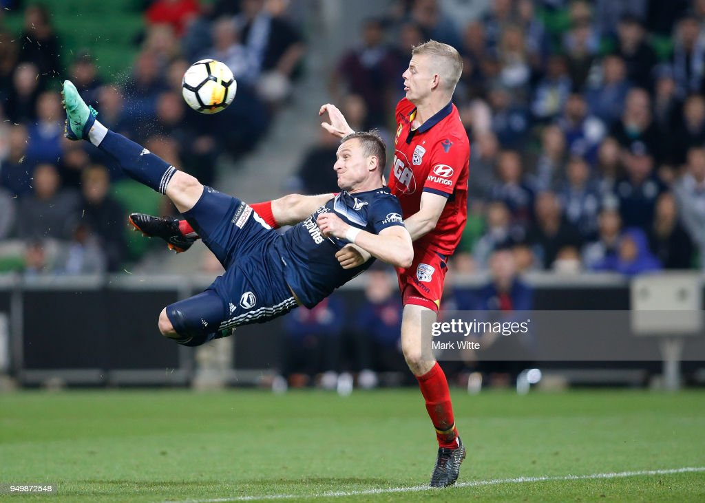 A-League Elimination Final - Melbourne v Adelaide
