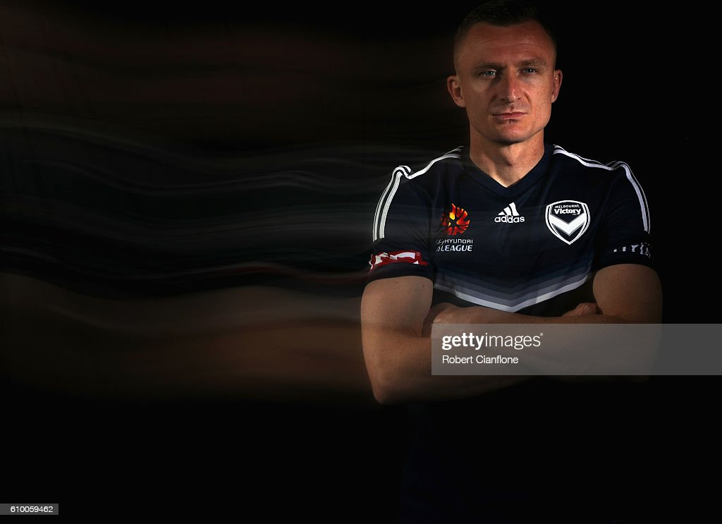 Melbourne Victory Portrait Session