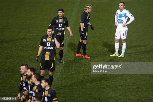 50% pris køb billigt super populær Cup Balmain Tigers Fc V Melbourne Victory Pictures and ...