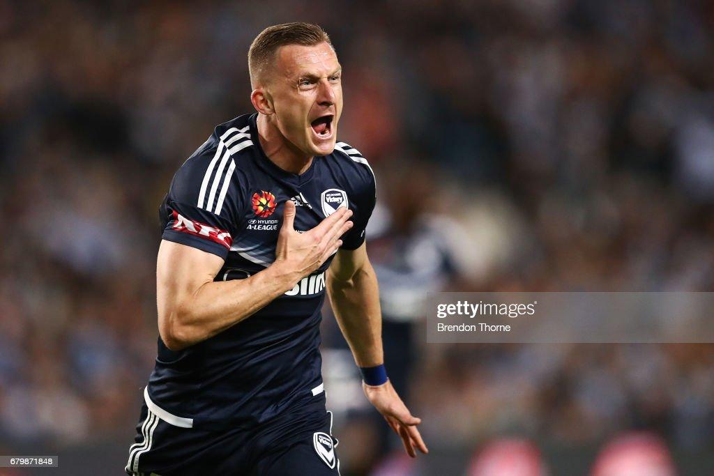 2017 A-League Grand Final - Sydney v Melbourne : News Photo