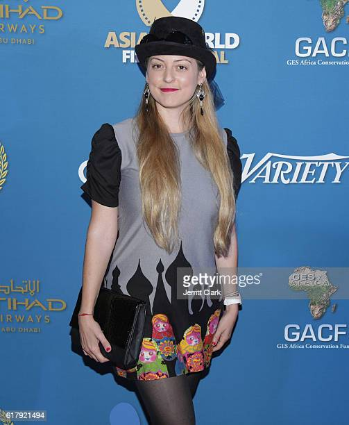 Besi Adut attends the 2nd Annual Asian World Film Festival Opening Night at ArcLight Cinemas on October 24 2016 in Culver City California
