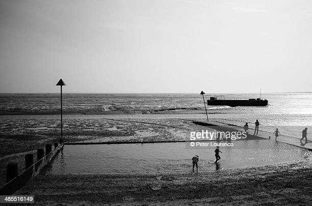 beside the seaside - peter lourenco stock pictures, royalty-free photos & images