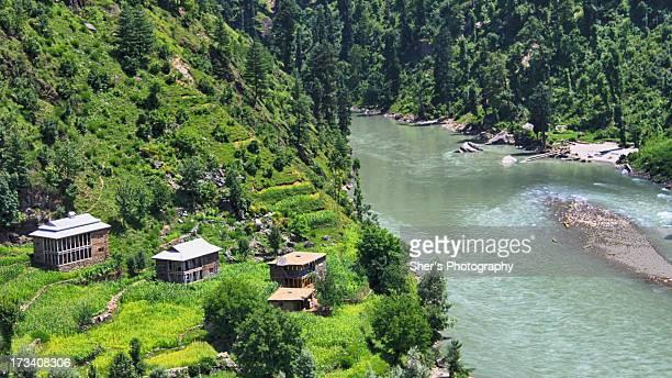 Besides Neelam River