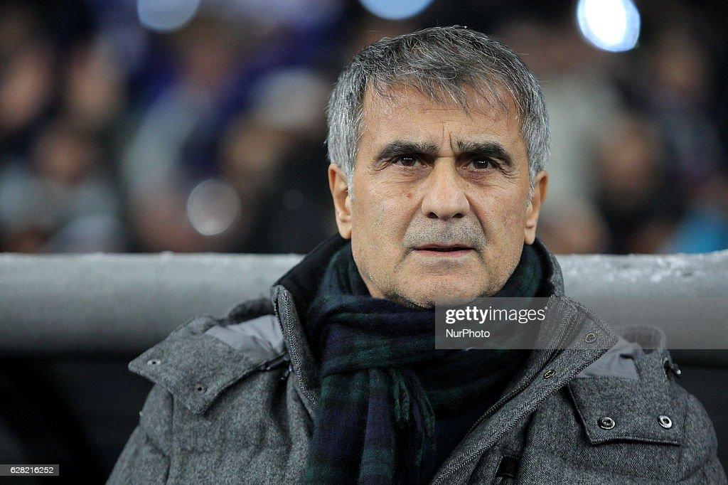 FC Dynamo Kyiv v Besiktas JK - UEFA Champions League
