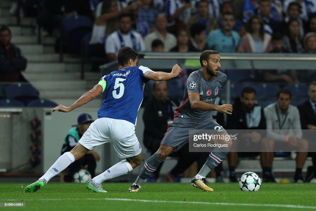 FC Porto v Besiktas - UEFA Champions League : News Photo