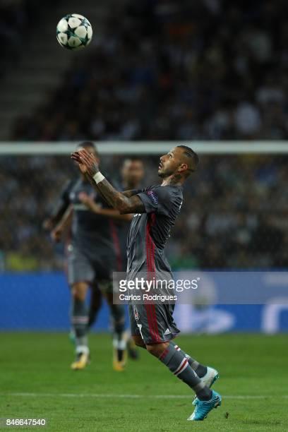Besiktas forward Ricardo Quaresma from Portugal during the match between FC Porto v Besiktas JK for the UEFA Champions League at Centro de Treino do...