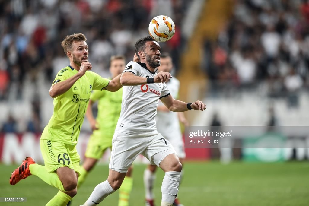 Besiktas v Sarpsborg 08 - UEFA Europa League - Group I