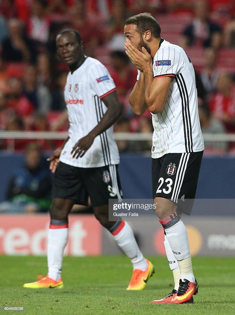 SL Benfica v Besiktas JK - UEFA Champions League