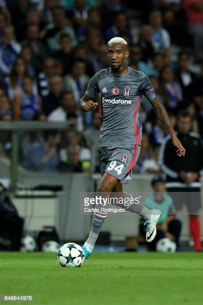 Besiktas midfielder Andersson Talisca from Brasil during the match between FC Porto v Besiktas JK for the UEFA Champions League match at Centro de...