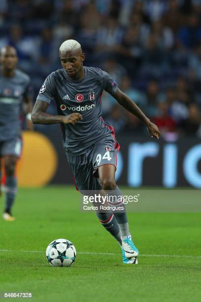 Besiktas midfielder Andersson Talisca from Brasil during the match between FC Porto v Besiktas JK for the UEFA Champions League at Centro de Treino...