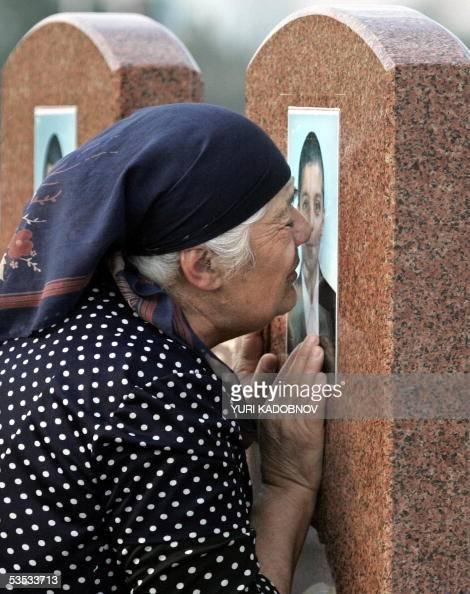 Beslan inhabitants mark st anniversary of school hostage