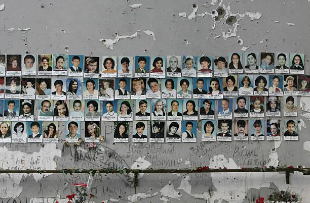UNS: 1st September 2004 - The Beslan School Siege