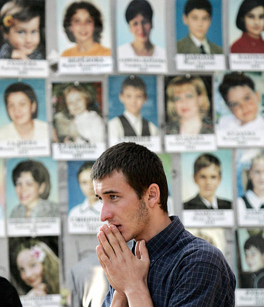 5 Years Since The Beslan School Siege Photos And Images