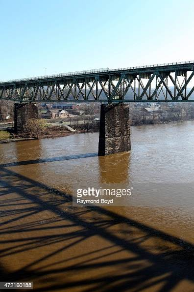 Bessemer And Lake Erie Railroad Bridge Over The Allegheny River On News Photo Getty Images