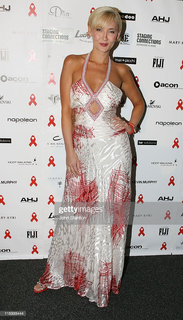 Bessie Bardot during Fashion TV and Red Ribbon Charity