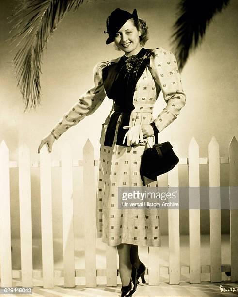 Bessie Love Actress Fashion Photo 1930