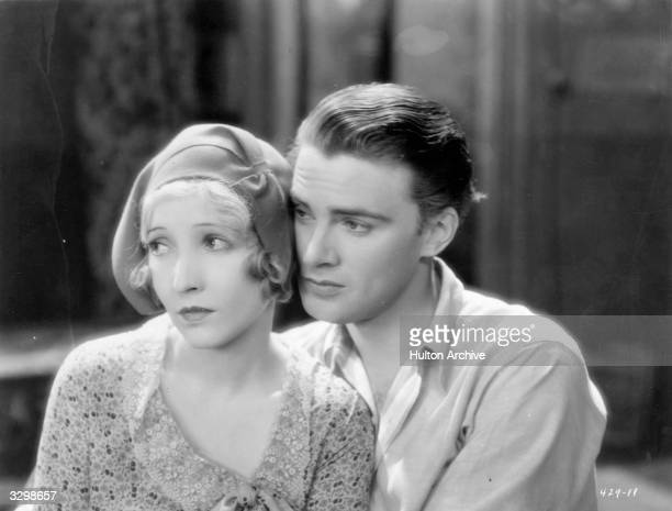 Bessie Love formerly Juanita Horton and Raymond Hackett star in the film 'The Girl in the Show' based on the stage play 'Eva the Fifth' Title The...