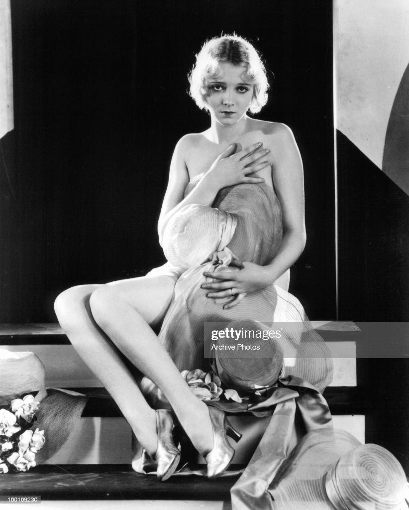 Bessie Love In 'The Broadway Melody' : News Photo