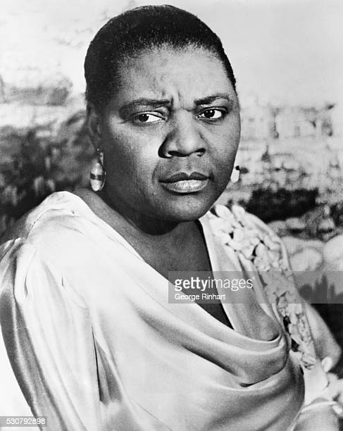 Bessie Smith singer and songwriter She became known as 'Empress of the Blues' Born in Chattanooga Tennessee Died in Clarksdale Mississippi September...