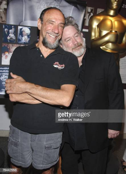 Best Actor in a Leading Role Academy Award winner F Murray Abraham and Best Actor in a Leading Role Academy Award nominee and 2007 Tony Award winner...