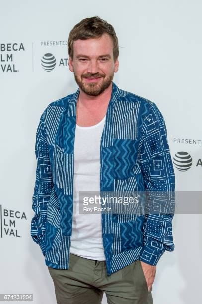 Best Actor International Feature Film winner Guillermo Pfening attends the Tribeca Awards Night Êduring the 2017 Tribeca Film Festival at BMCC...